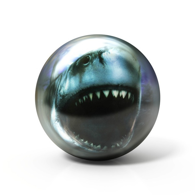 Brunswick Viz a Ball Shark Bowling Ball