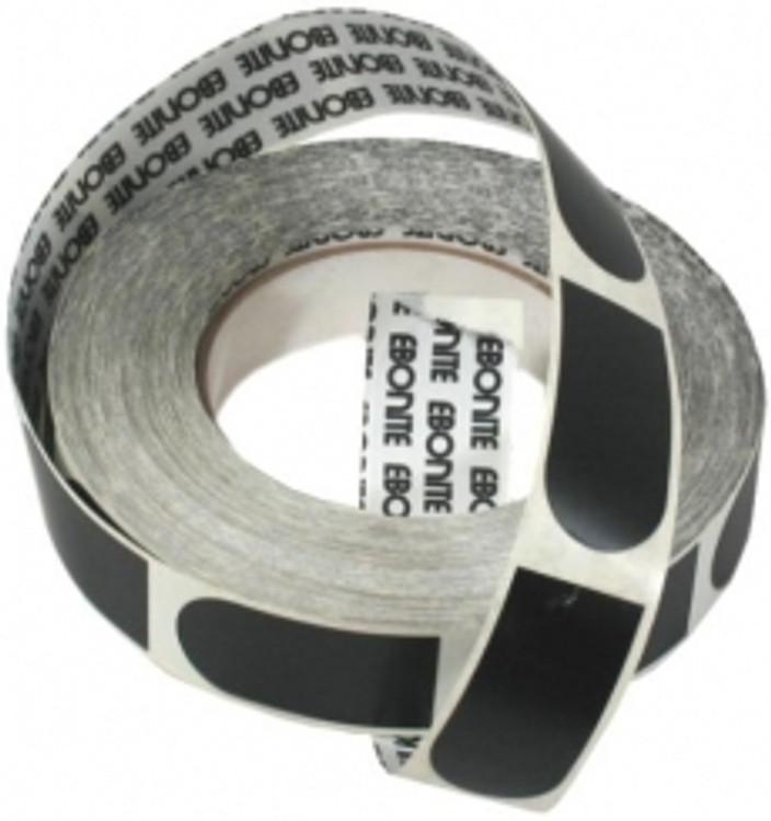 "Ebonite Ultra Grip 3/4"" Black Tape 500 Piece Roll"