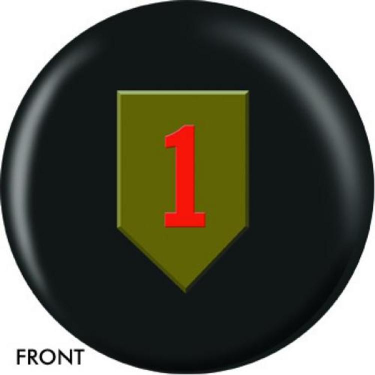 OTB 1st Infantry Bowling ball