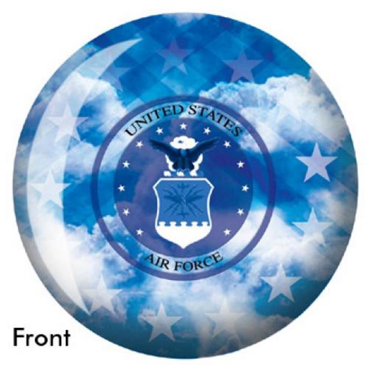OTB Air Force Bowling ball