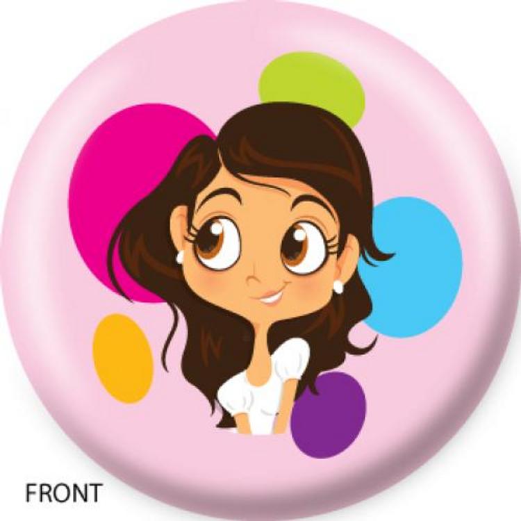 OTB Aida Sofia Cute Girl Bowling ball