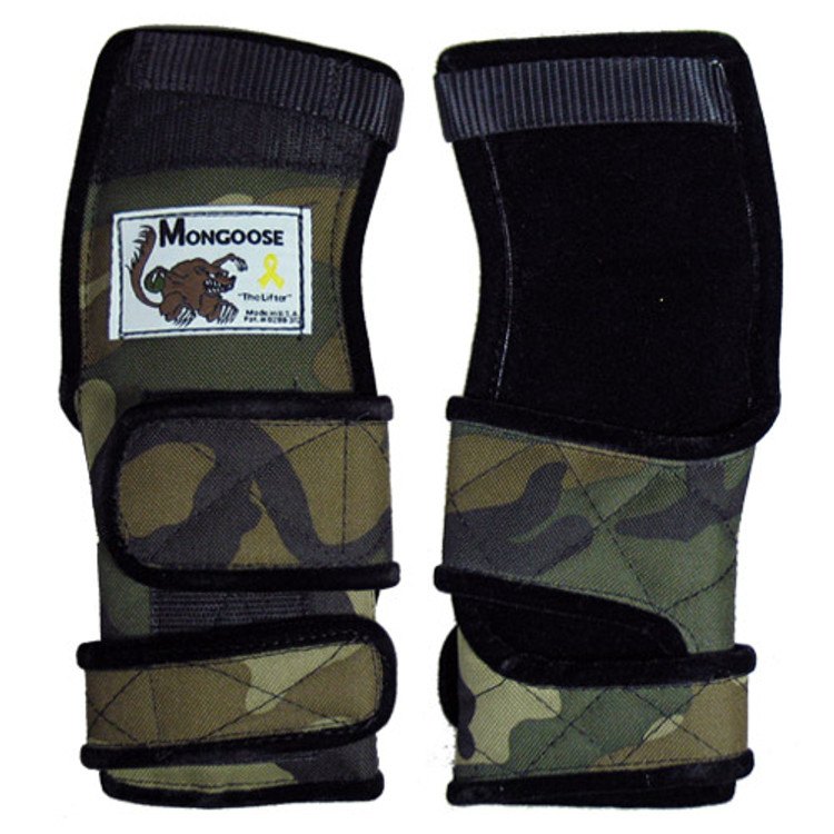 Mongoose Lifter Left Hand Wrist Positioner Camo