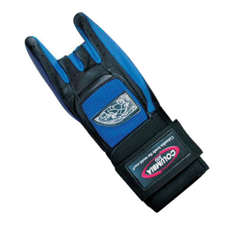 Columbia 300  Pro Wrist Glove Blue Right Hand