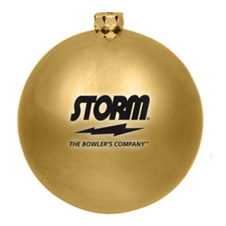 Storm Christmas Ornament