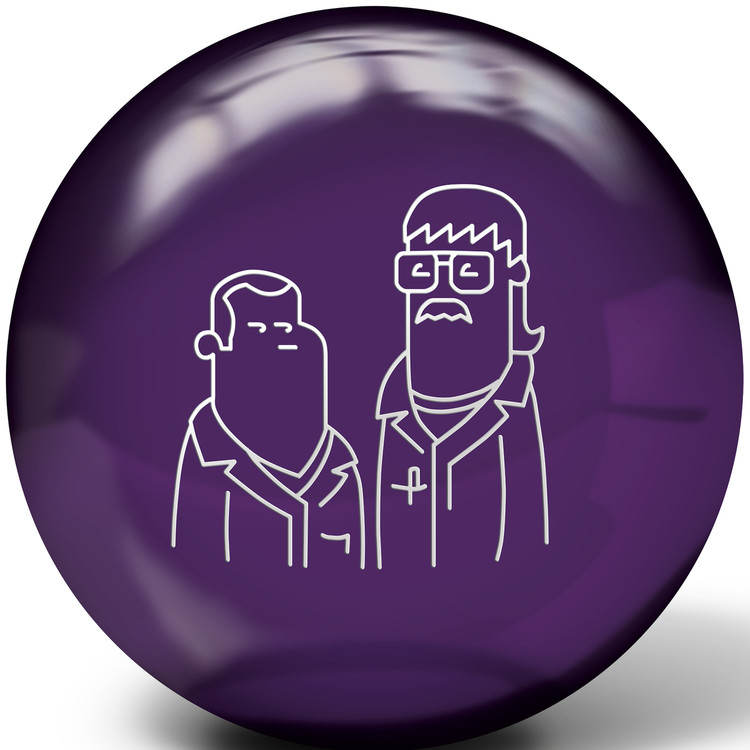 Radical Spare Bowling Ball