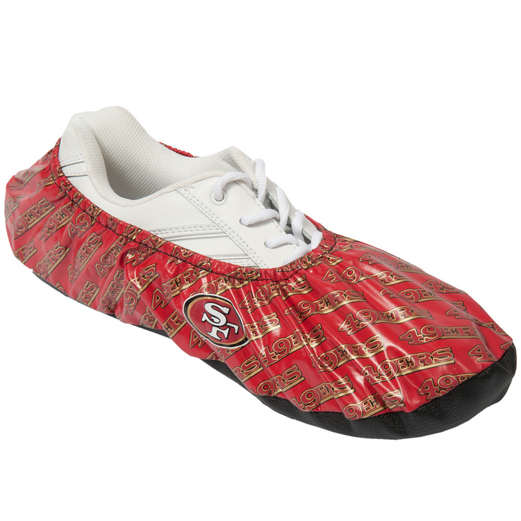 NFL San Francisco 49ers Shoe Cover