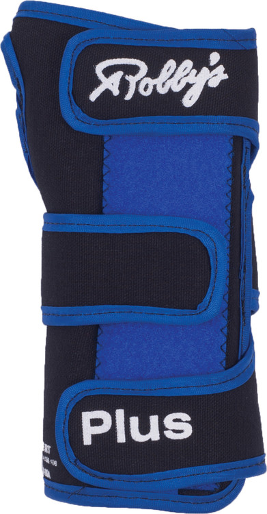 Robby's Cool Max PLUS Wrist Positioner Right Hand Blue