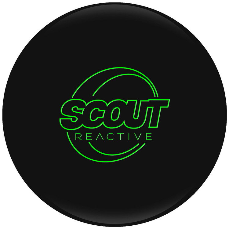 Columbia 300 Scout Bowling Ball Black
