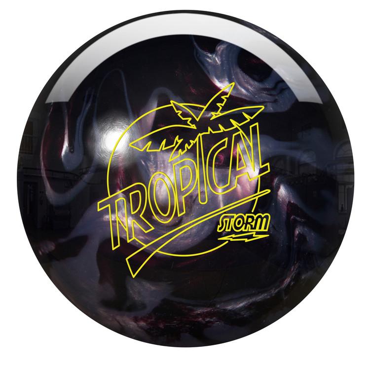 Storm Tropical Storm Carbon Chrome Bowling Ball