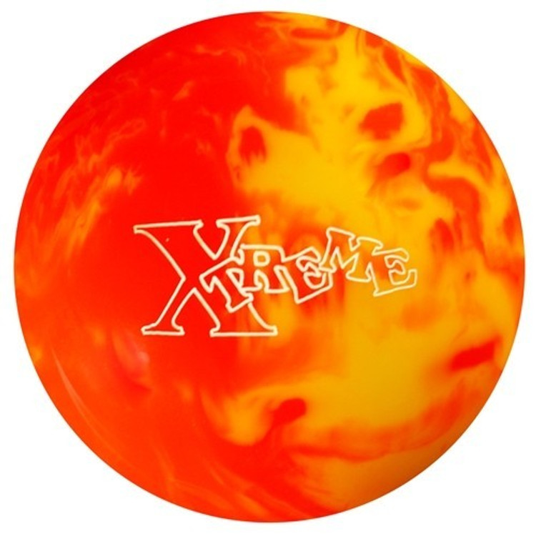 AMF 300 Xtreme Bowling Ball Orange