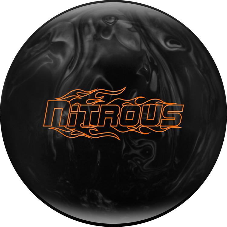 Columbia 300 Nitrous Bowling Ball Silver Black