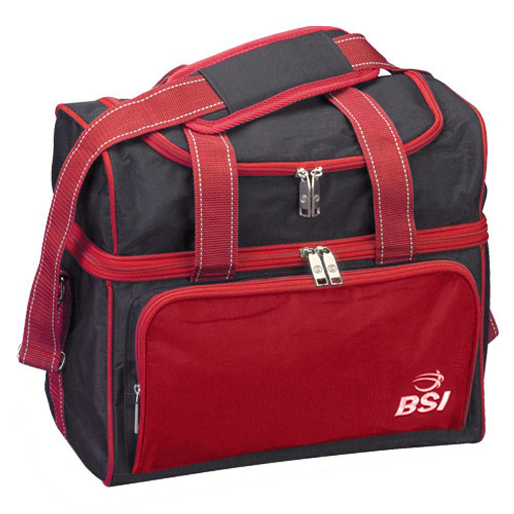 BSI Taxi Bag in Red