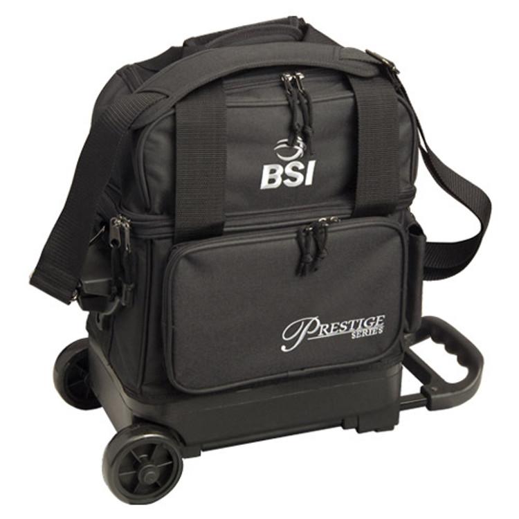 BSI Prestige Single Roller Black Front View