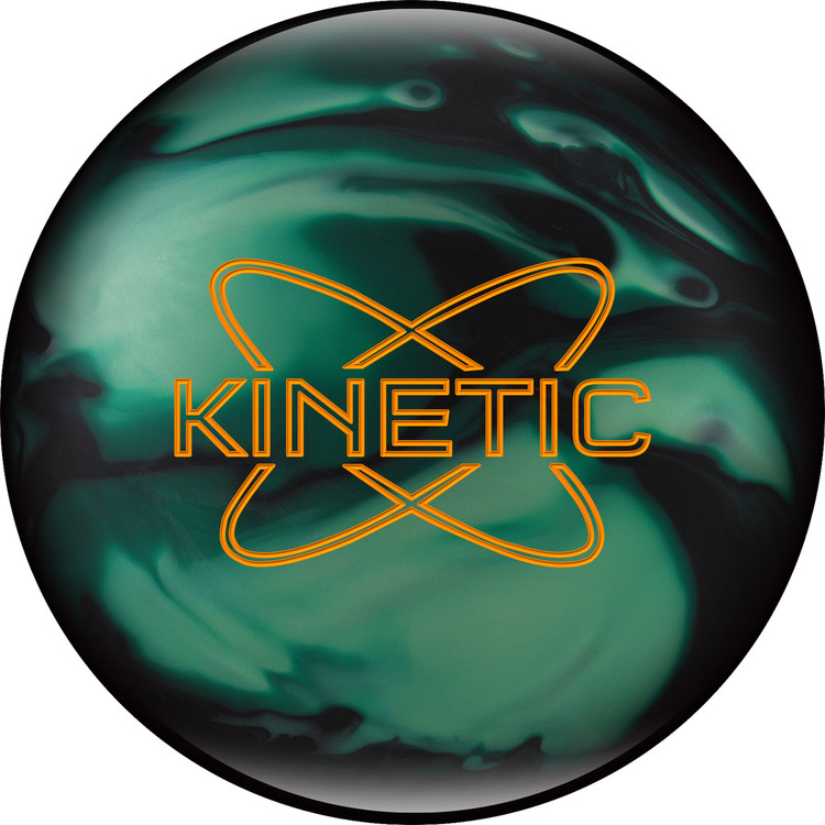 Kinetic Emerald front view