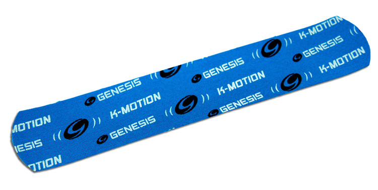 Genesis K-Motion Tape Blue (Pre-cut)