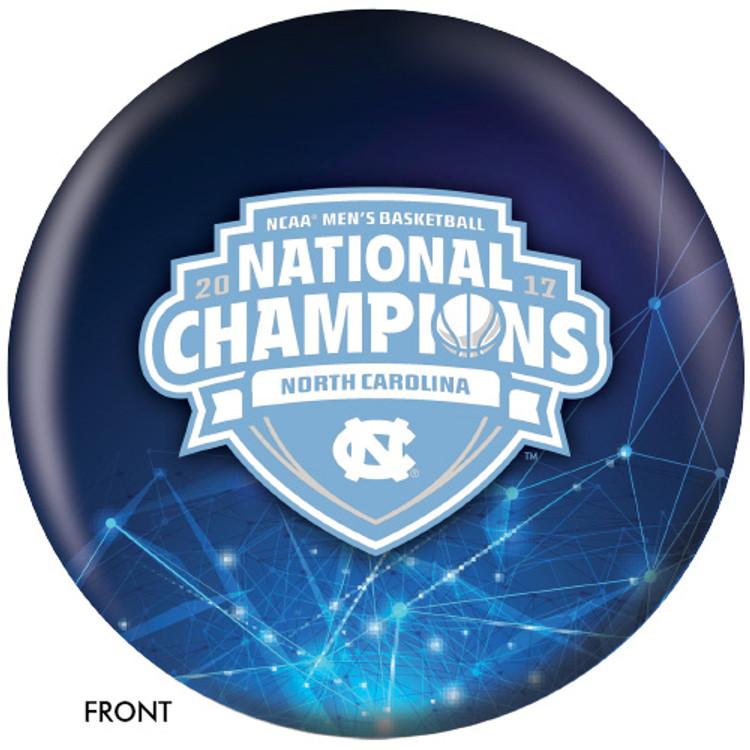 OTB NCAA North Carolina 2017 National Championship Bowling Ball