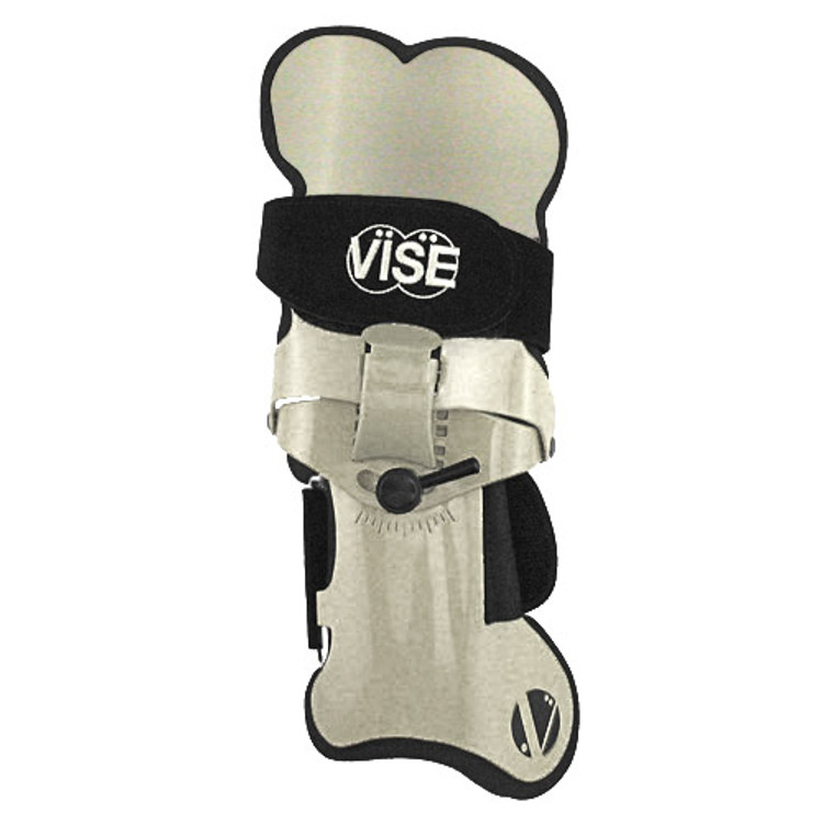 Vise V1 Wrist Support Pewter Left Hand
