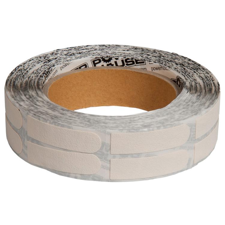 "Ebonite Ultra Grip 1/2"" White Tape 100 Piece Roll"
