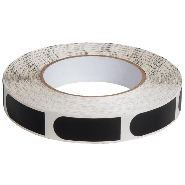 "Ebonite Ultra Grip 3/4"" Black Tape 100 Piece Roll"