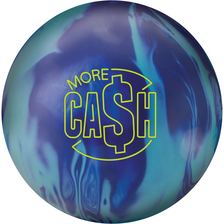 Radical More Cash Bowling Ball