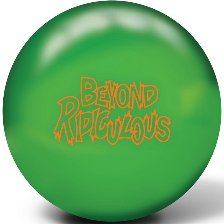 Radical Beyond Ridiculous Bowling Ball