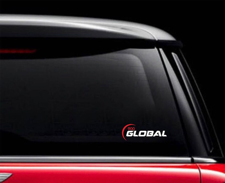 900 Global Classic Car Decal