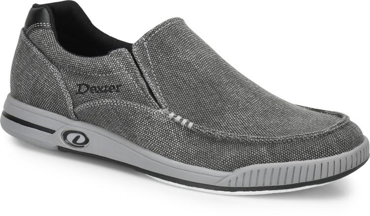 Dexter Kam Mens Bowling Shoes Grey