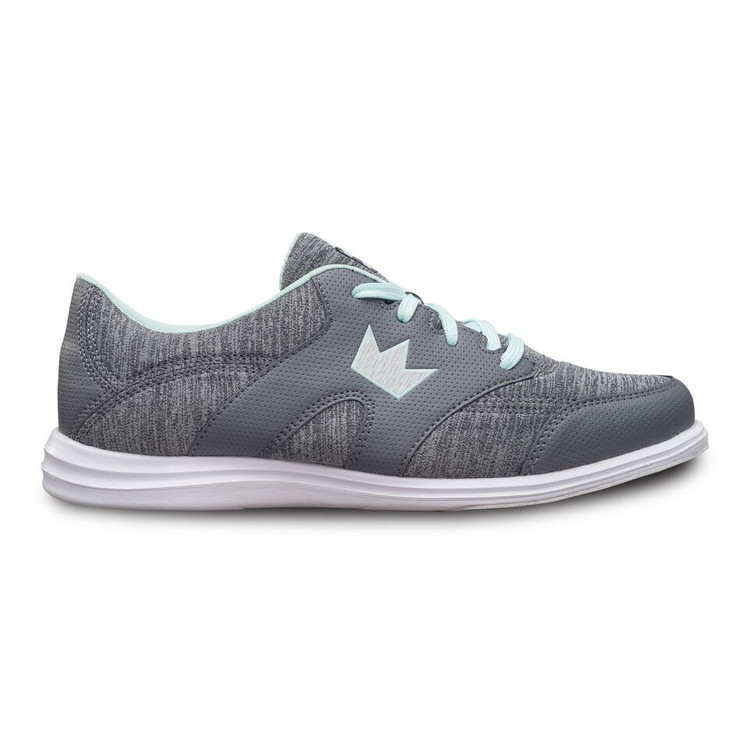 Brunswick Karma Sport Women's Bowling Shoes Grey Mint