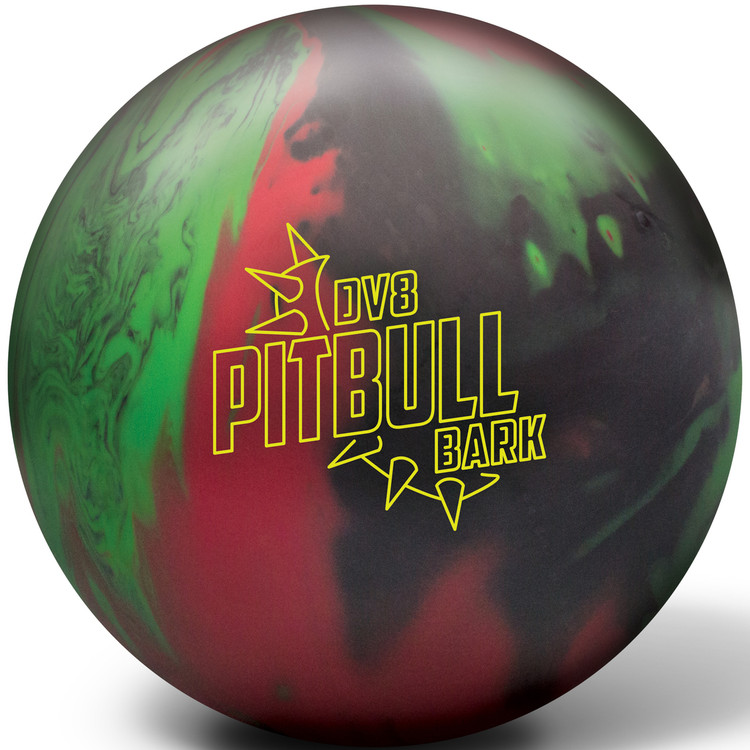 DV8 Pitbull Bark Front View