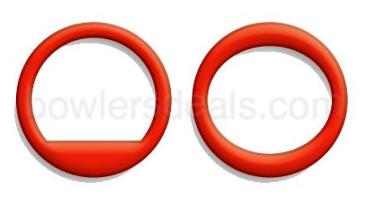 Vise Power Lift-Oval Finger Insert