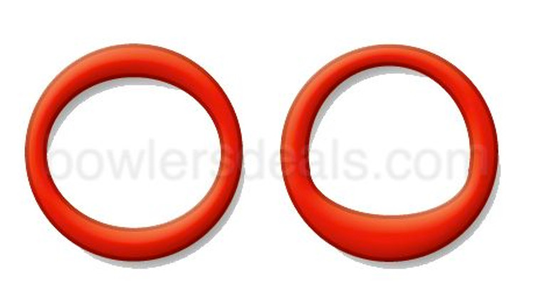 Vise Lady Oval-Power Lift Oval Blend Finger Insert O/PO