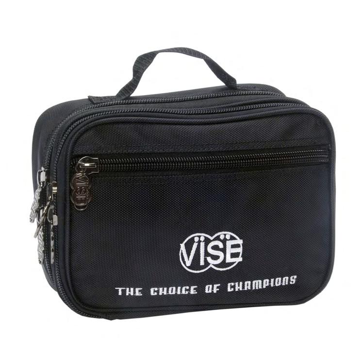 Vise Accessory Bag Black