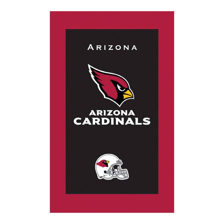 KR NFL Bowling Towel Arizona Cardinals