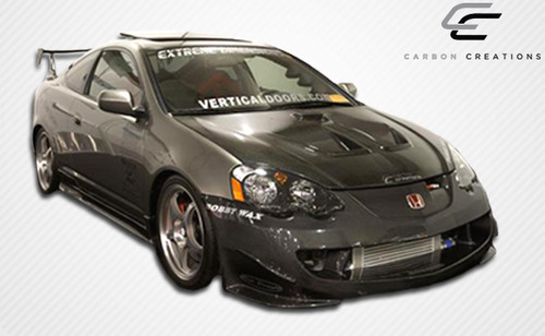 Free Shipping On Carbon Creations Acura RSX Type M Hood - Acura rsx hood