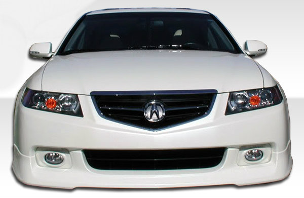 free shipping on duraflex 04 05 acura tsx j spec front lip under rh semotors com 2007 Acura TSX 2005 Acura TSX Black