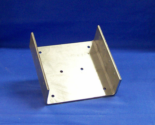 "K3002 6-1/4"" Box Newel Mounting Hardware"