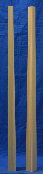 "1-3/4"" Square Tapered Balusters"