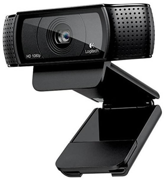 Logitech C920 HD Pro Webcam Full 1080p High Definition