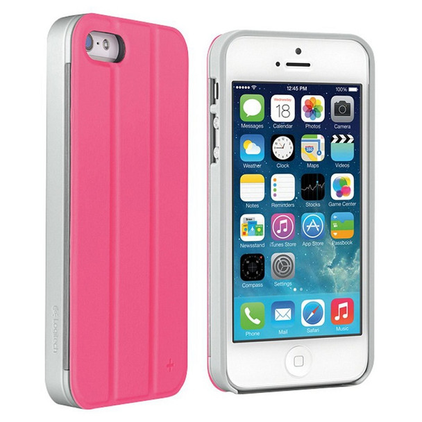 Pink case+tilt for iPhone 5 and iPhone 5s