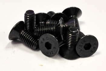 M5X12 FHCS (10 Units Flat Head Cap Screw)