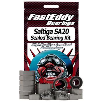 Daiwa Saltiga SA20 Fishing Reel Rubber Sealed Bearing Kit
