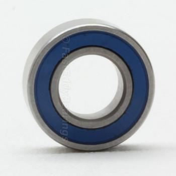 8x19x6 Ceramic Rubber Sealed Bearing 698-2RSC