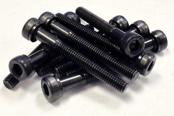 M3X25  SHCS (10 Units Socket Head Cap Screw)