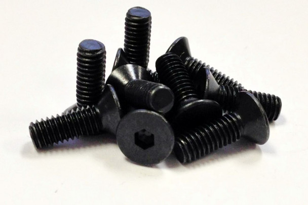 M4X12 FHSC (10 Units Flat Head Cap Screw)