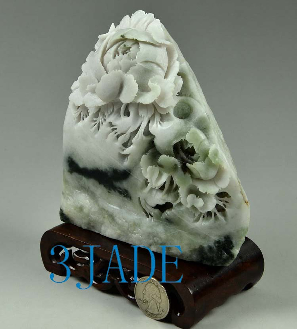 jade flower