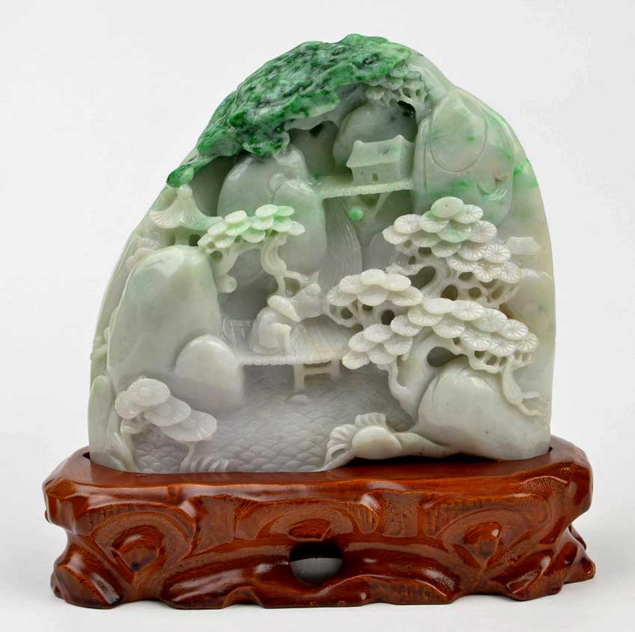 Jadeite Jade Mountain