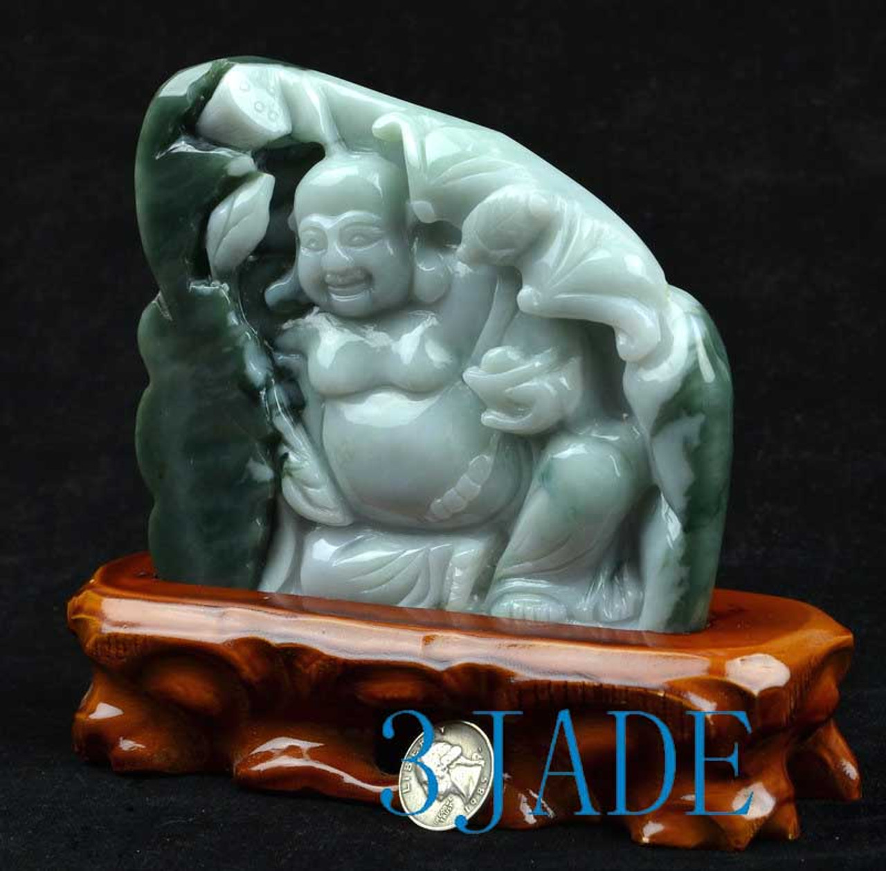 jade Buddha A type