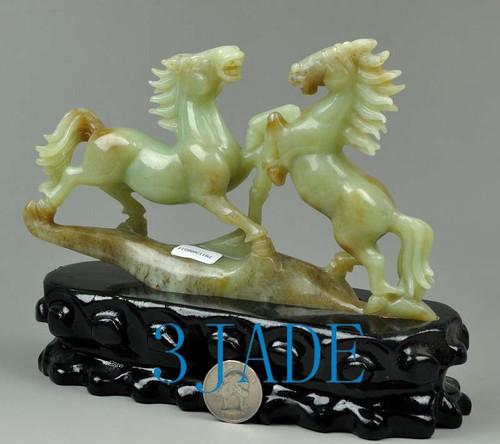 Nephrite Jade Horse