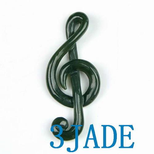 music note pendant