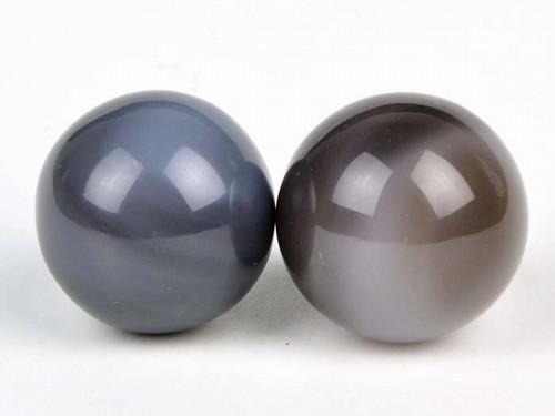 agate Spheres
